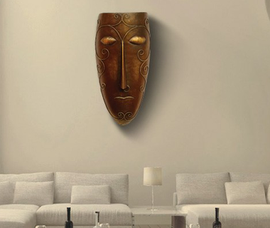 Wall Hanging Mask