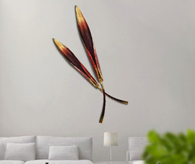 Wall Hanging Leaf