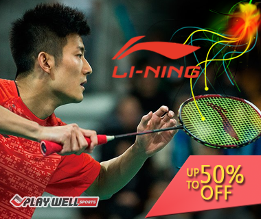 LI-NING G Force 3300i